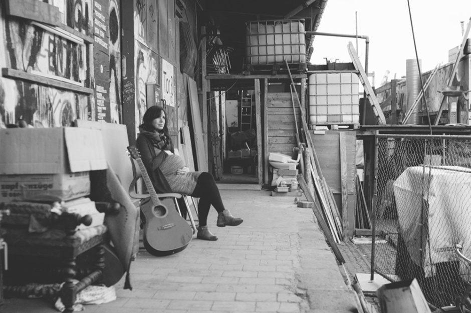 Sofia Wagner Fotografie Babybauchshooting in der Stadt